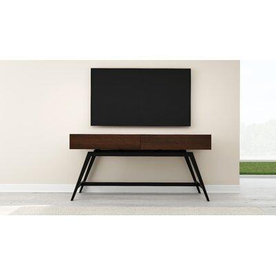 Chiu Modern 63 TV Stand Color: Cognac
