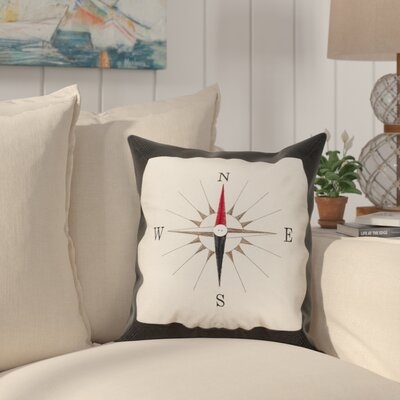 Odonnell Pillow Cover Color: Black
