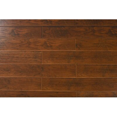 Kristoff 7 x 48 x 12mm Hickory Laminate Flooring in Antique Tan