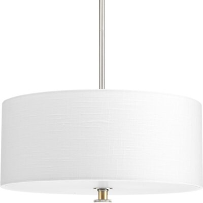 Jamiya 3-Light Semi Flush Mount