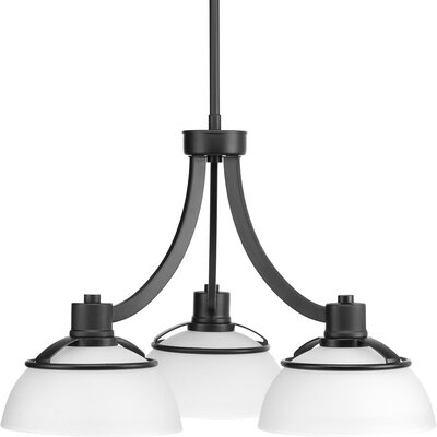 Mcdavid 3-Light Candle-Style Chandelier