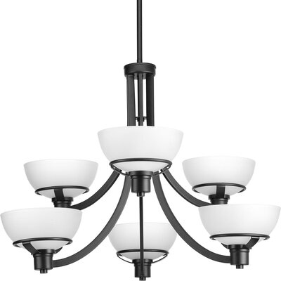 Mcdavid 6-Light Candle-Style Chandelier