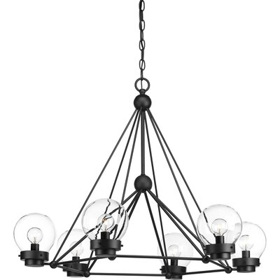 Cecere 6-Light Candle-Style Chandelier