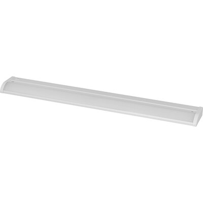 LED Under Cabinet Bar Light Finish: Satin White