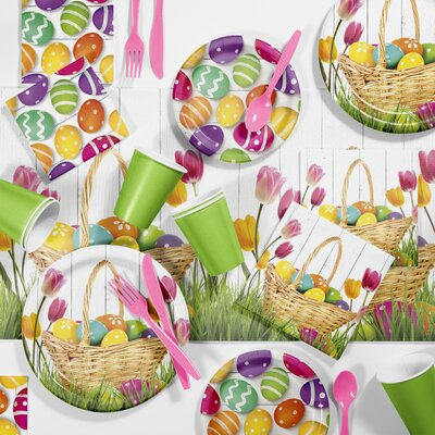 Easter Basket Tableware Set DTC2878E2A