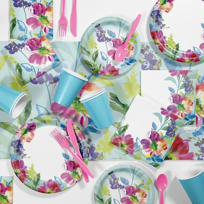 Painterly Floral Tableware Set DTC2882E2A