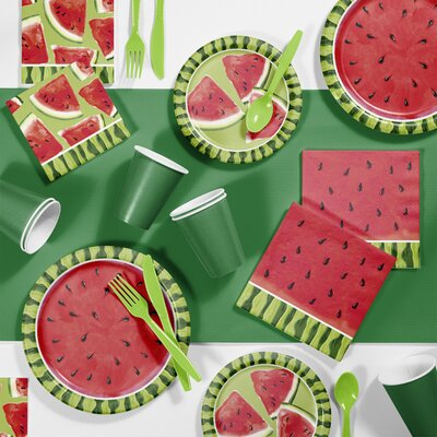Watermelon Whimsy Tableware Set DTC2883E2A