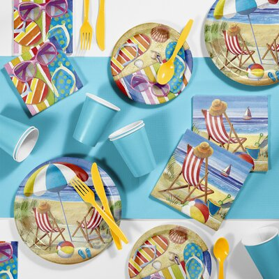 Beach Bliss Tableware Set DTC2886E2A