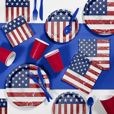Patriotic Glory Tableware Set DTC2893E2A