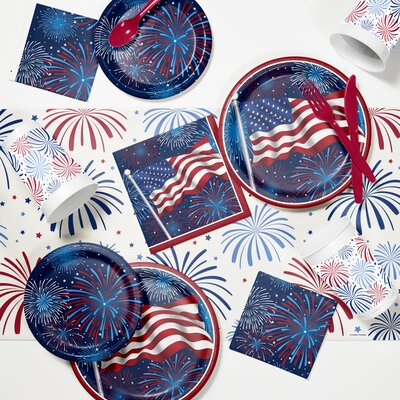 Fireworks Celebration Tableware Set DTC2892E2A
