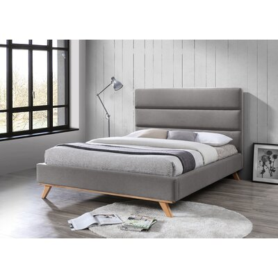Wrigley Queen Upholstered Platform Bed