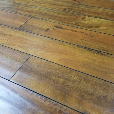 Heartland 5 x 48 x 12mm Maple Laminate Flooring in Sunset
