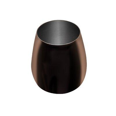 Plated Stemless 18 oz. Copper Mug 5212567