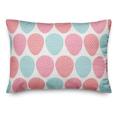 Blackford Easter Eggs Lumbar Pillow