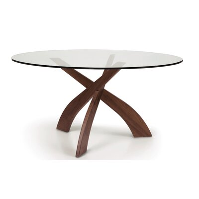 Entwine Dining Table Size: 54 W x 54 D