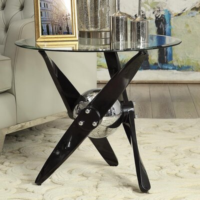 Hartzler End Table