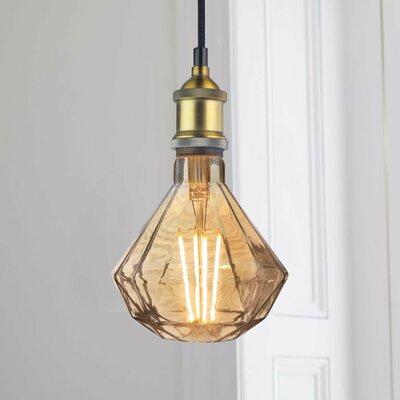 Jenkintown 1-Light Lantern Pendant