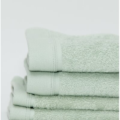 Fetterman Classic Cotton Fingertip Towel Color: Mint