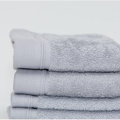 Fetterman Classic Cotton Fingertip Towel Color: Silver