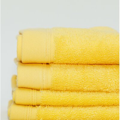 Fetterman Classic Cotton Fingertip Towel Color: Sunshine