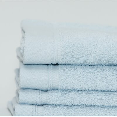 Fetterman Classic Cotton Fingertip Towel Color: Water
