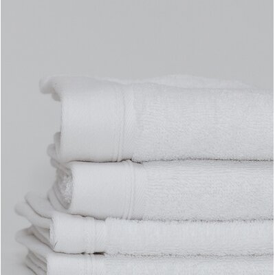 Fetterman Classic Cotton Fingertip Towel Color: White