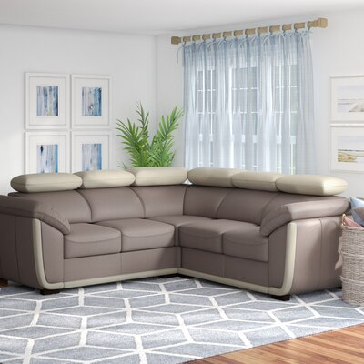 South Loop Sleeper Sectional  Orientation: Right-hand Sleeper