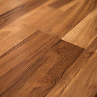 Eligna 6 x 54 x 8mm Maple Laminate Flooring in Spiced Tea
