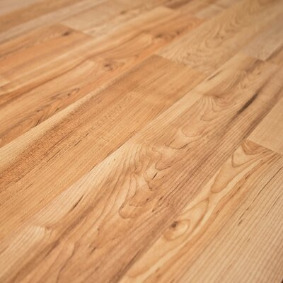 Home with Sound 8 x 47 x 7mm Laminate Flooring in Tan