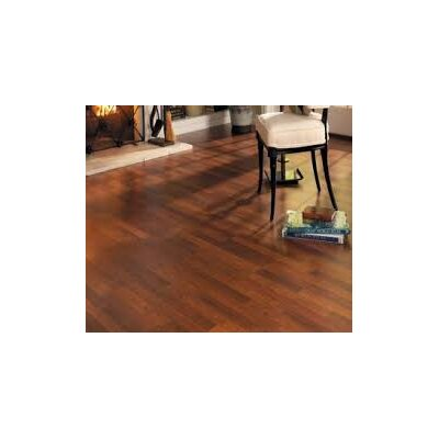 Hartland 7.5 x 47 x 7mm Oak Laminate Flooring in Brown