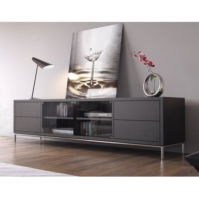 83 TV Stand Color: Wenge