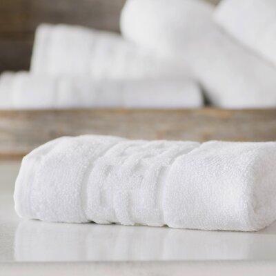 Pierce Washcloth Color: White