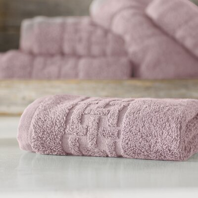 Pierce Washcloth Color: Rose