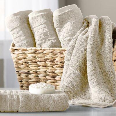 Pierce Hand Towel Color: Linen