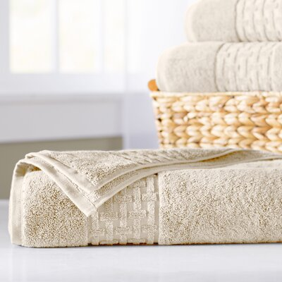 Pierce Bath Sheet Color: Linen