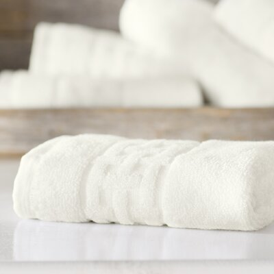 Pierce Washcloth Color: Cream