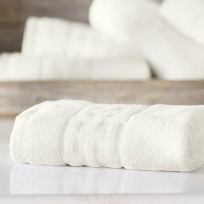 Pierce Washcloth Color: Cream