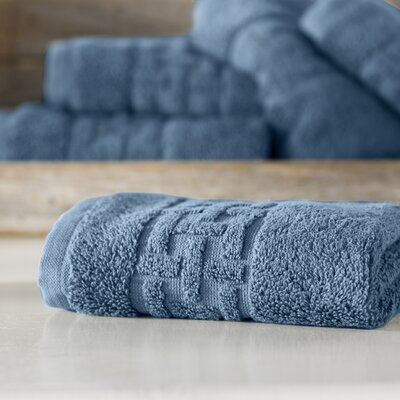 Pierce Washcloth Color: King Fisher Blue