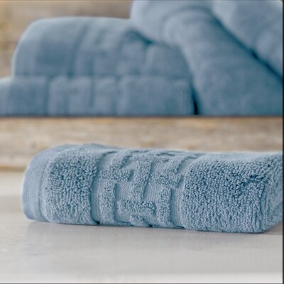 Pierce Washcloth Color: Faded Denim