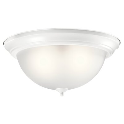 Twerton 3-Light Flush Mount