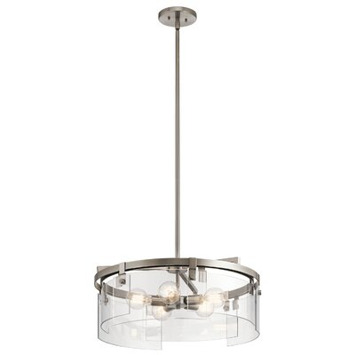 Horsham 5-Light Drum Pendant