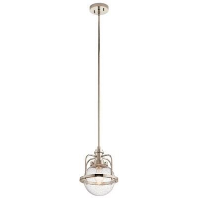 Hotwells 1-Light Mini Pendant