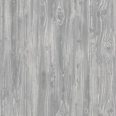 Cilley Textured Woodgrain Pewter 33' L x 20.5