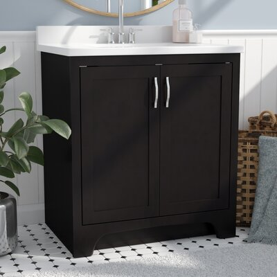 Prue 2-Door 31 Single Bathroom Vanity