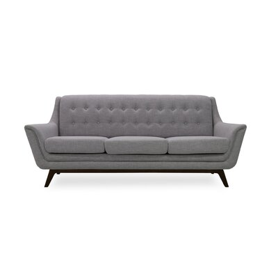 Worthley Sofa Upholstery: Light Gray