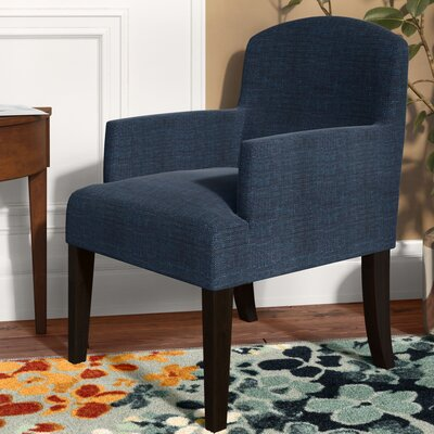 Larose Armchair Upholstery: Blue