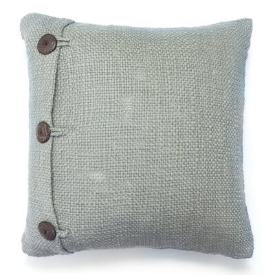 Xavier Knitted Cotton Throw Pillow