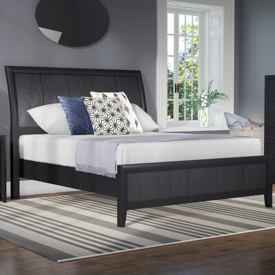 Seger Panel Bed Size: Queen