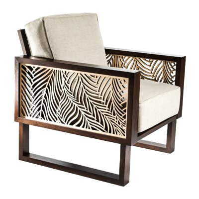 Ketchum Palm Armchair