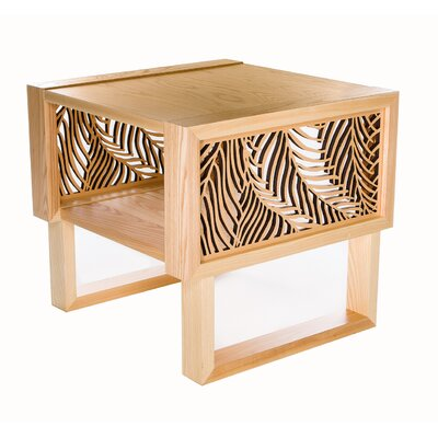 Kester Palm End Table